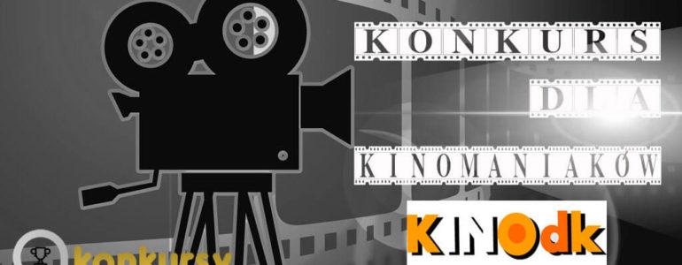 eFO rozdaje bilety do kina DK w Kętach
