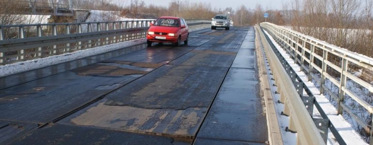 Most na granicy Harmęż i Woli zamknięty od wtorku
