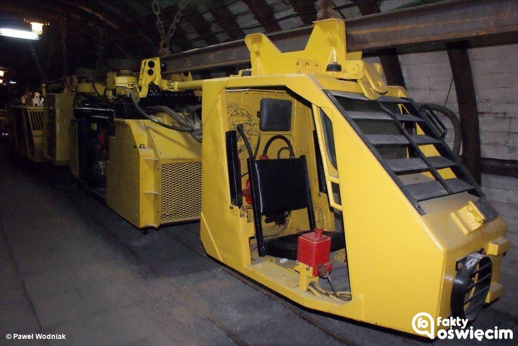 Dzisiaj w Zakładzie Górniczym Brzeszcze spółki Tauron Wydobycie doszło do wypadku. Podziemna kolejka przygniotła 21-letniego górnika.