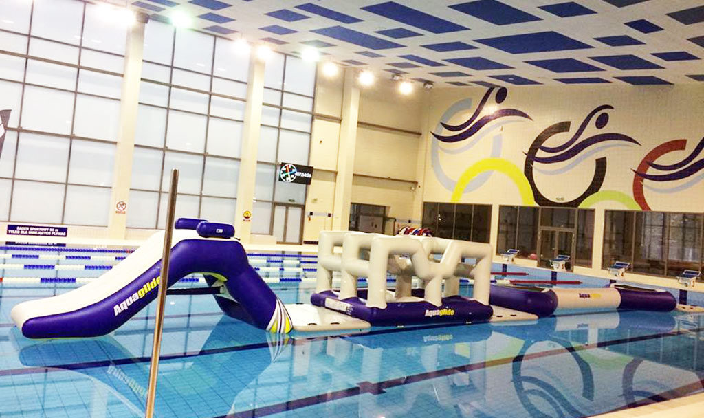 Aquaglide Challenge Track