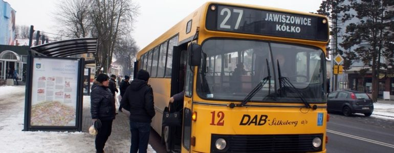 Darmowe autobusy dla dzieci niepełnosprawnych