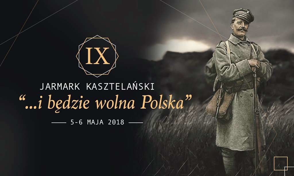 Jarmark Kasztelański, czyli wielkie wydarzenie plenerowe w tym roku zagości w grodzie nad Sołą 5 i 6 maja.