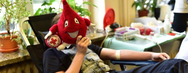 Oddaj krew i uratuj życie