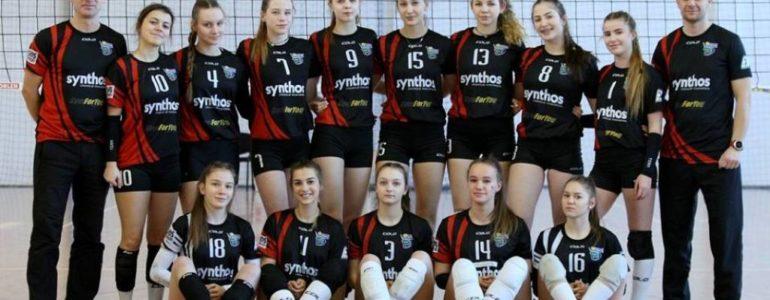 Kadetki Setbolu awansowały do półfinałów Mistrzostw Polski