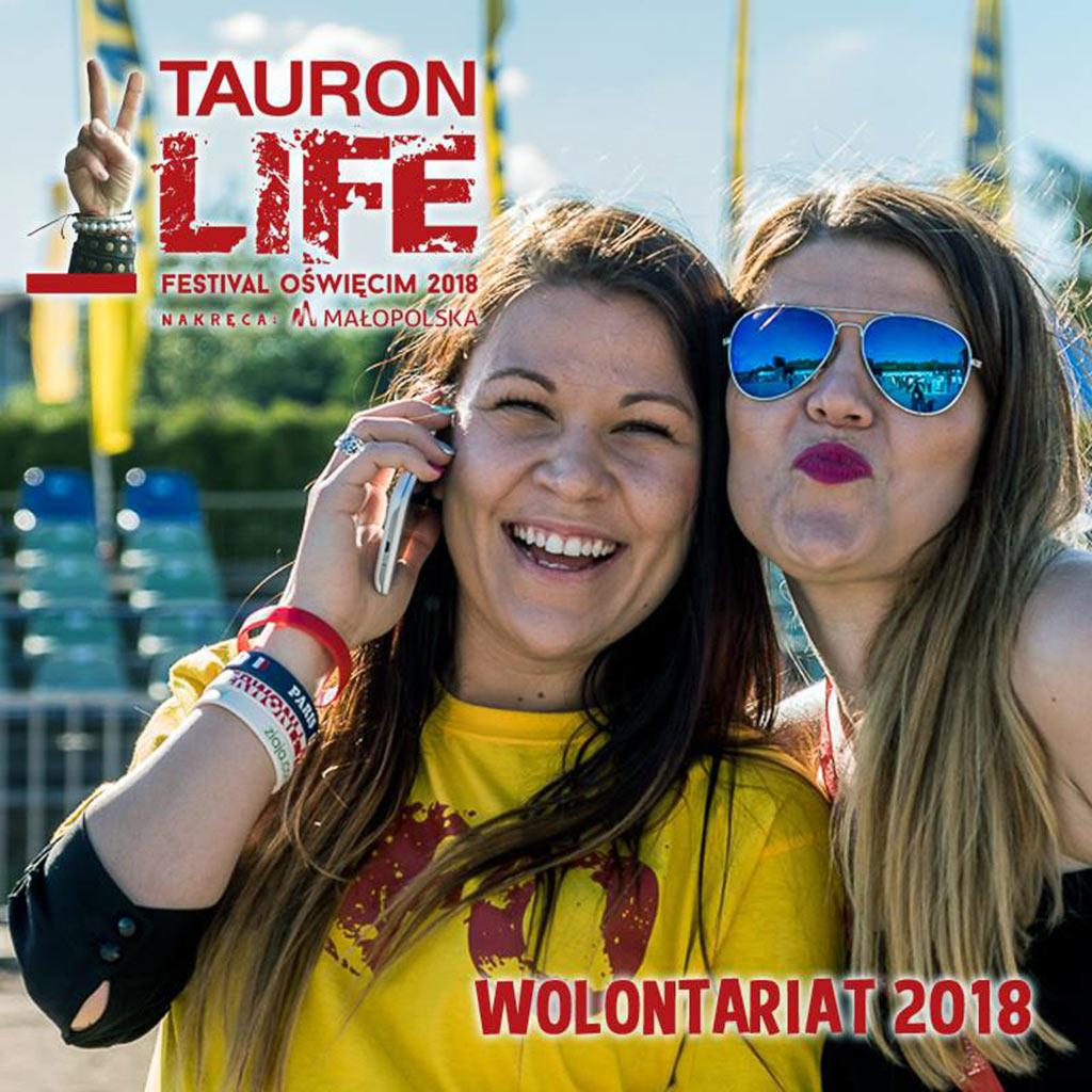 Fundacja Peace Festival, organizator Life Festival Oświęcim, ogłasza nabór na wolontariuszy, którzy zechcą pomóc przy tegorocznej edycji festiwalu.