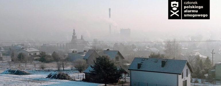 Bogdan Kowalczyk z KWW PiS Chełmek deklaruje walkę ze smogiem