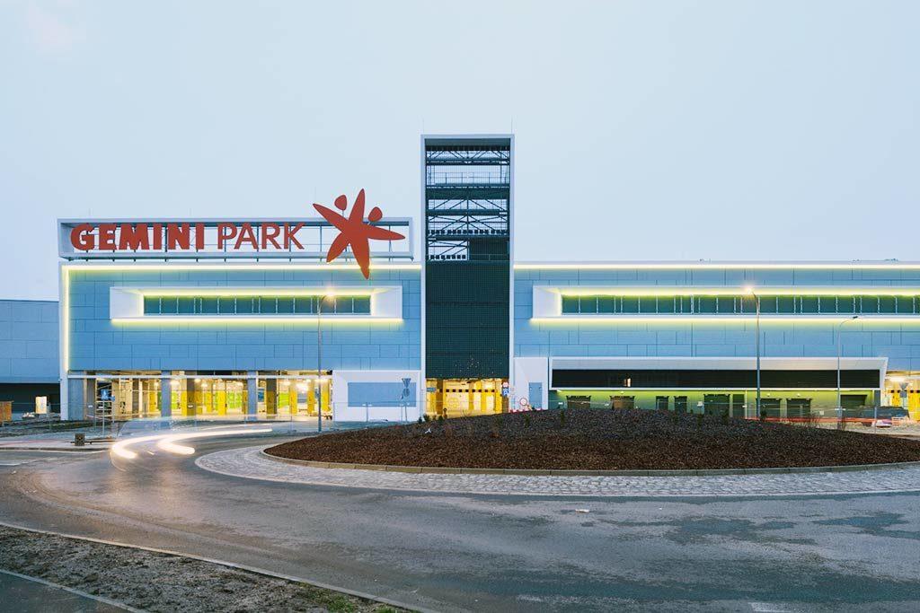 Gemini Park Tychy