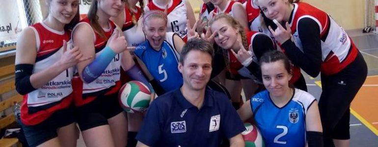 Młodziczki Setbolu czwarte w finale wojewódzkim. Nie awansowały do 1/4 MP