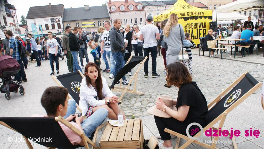 W Oświęcimiu kolejny raz pojawi się Food Fest, czyli kulinarna uczta na kółkach. Smakosze będą mogli wybierać w kuchniach włoskiej, chińskiej, belgijskiej i wiele innych.