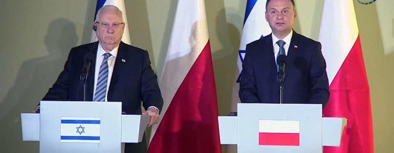Andrzej Duda: Chcieliśmy bronić prawdy historycznej – FILM