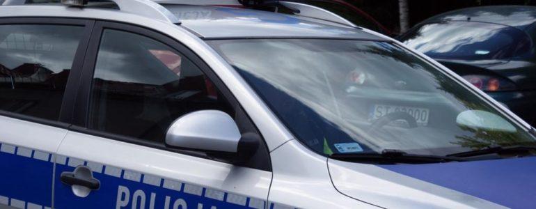 Złamał nogę policjantowi, odpowie (tylko) za uszkodzenie ciała