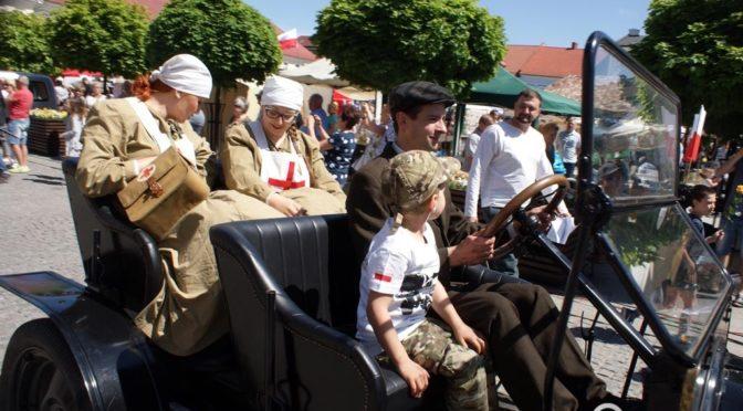 IX Jarmark Kasztelański sprawił, że wczorajszy dzień, to była magiczna niedziela w Oświęcimiu. Każdy z pewnością znalazł coś dla siebie.