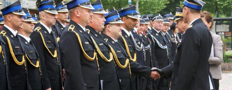 Nasi strażacy świętują – FILM, FOTO