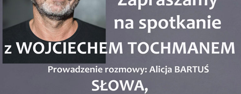 Wojciech Tochman w Galerii Książki