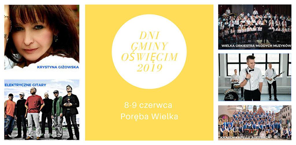 Power Play, Krystyna Giżowska i Elektryczne Gitary to gwiazdyDni Gminy Oświęcim