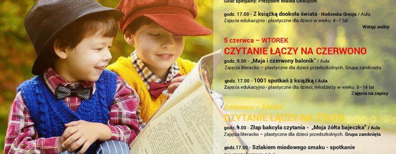 Cała Polska czyta Dzieciom w Galerii Książki