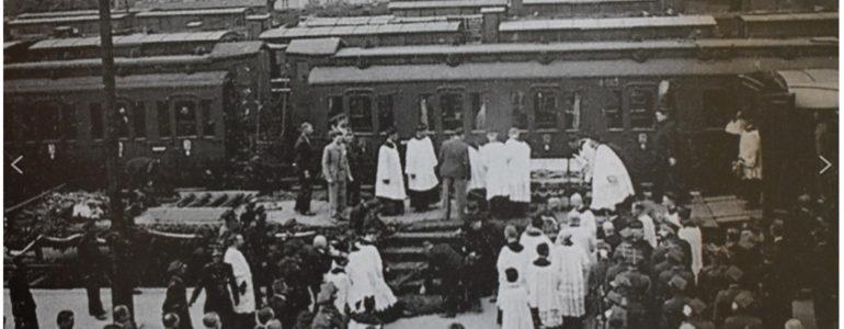 Sesja poświęcona świętemu Andrzejowi Boboli