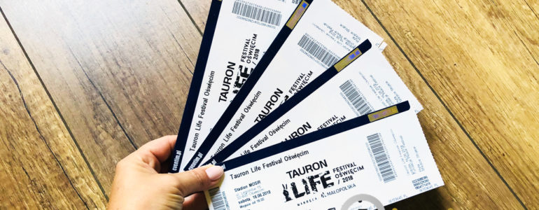 Zalogowani mogą więcej – bilety na TLFO