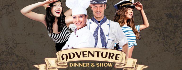 Adventure Dinner & Show w Energylandii