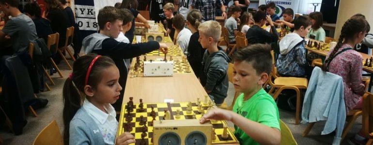 Mistrzostwa w Szachach dla dzieci i młodzieży – FOTO