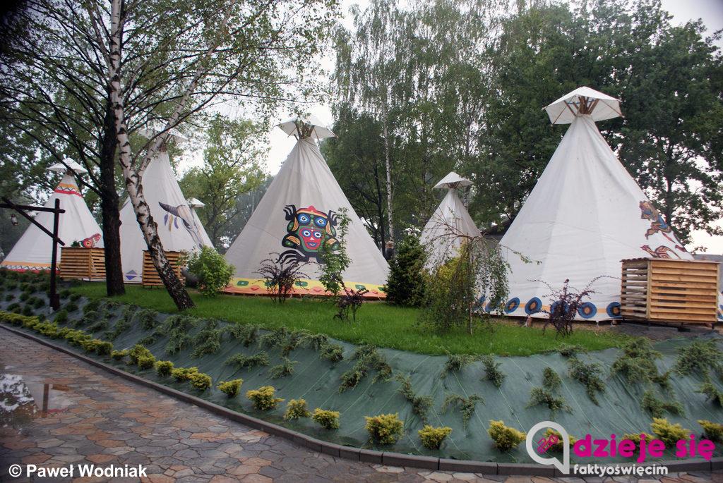 Western Camp Resort Nowe Miejsca Noclegowe Na Mapie Powiatu Film