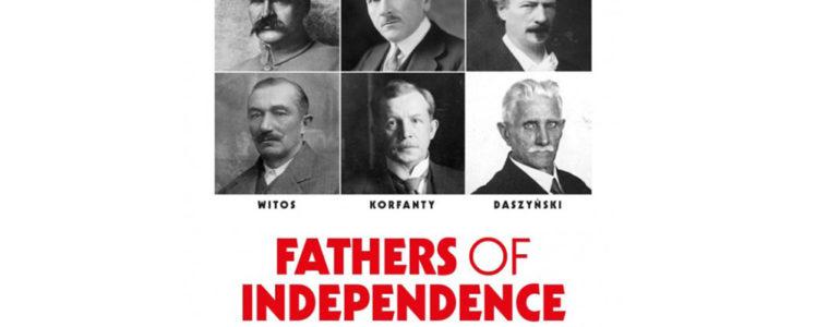 Ojcowie niepodległości. Plenerowa wystawa
