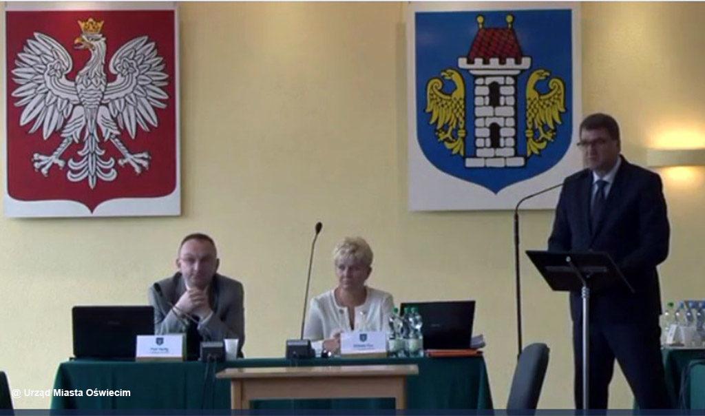 Prezydent Oświęcimia, Janusz Chwierut otrzymał absolutorium za rok 2017. Uchwała zatwierdzająca sprawozdanie finansowe za ubiegły rok radni przyjęli na czerwcowej sesji.