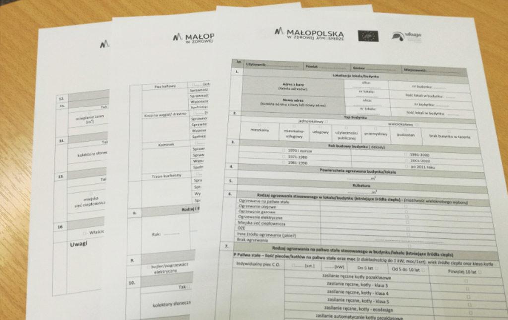 Od poniedziałku 9 lipca do 31 października Zakład Analiz Środowiskowych Eko-precyzja z Ustronia na zlecenie oświęcimskiego magistratu dokona inwentaryzacji sposobu ogrzewania domów.