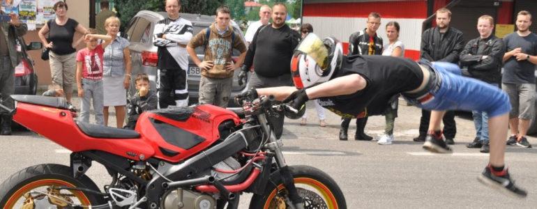 Motocykliści z Free Oświęcim dla Dawidka – FOTO