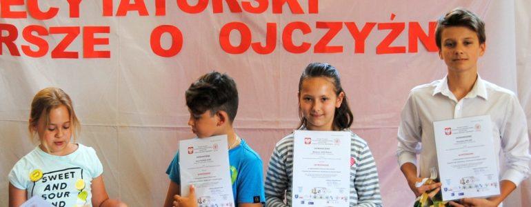Młodzież z Chełmka wyróżniona w ogólnopolskim konkursie
