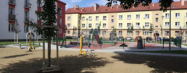 Nowe oblicze ulicy Kusocińskiego