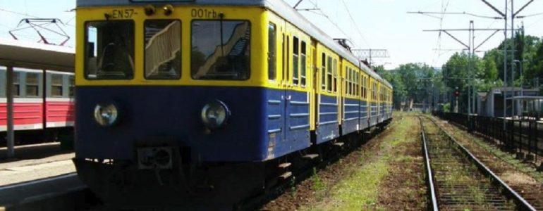 Utrudnienia na trasie kolejowej do Bielska-Białej