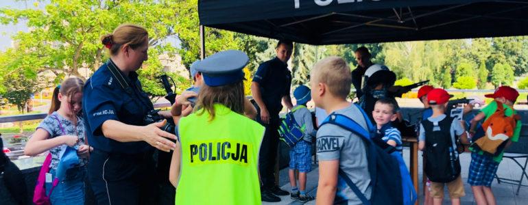 Zobacz, jak jest być policjantem – FILM, FOTO
