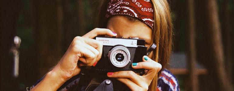 W ODK dzieci nauczą się fotografii