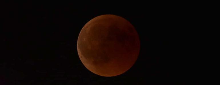 Zaćmienie Księżyca. Galeria zdjęć czytelników eFO – FOTO