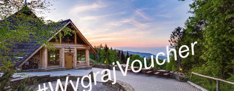 Oceń nas i wygraj voucher do Kocierz Hotel & SPA