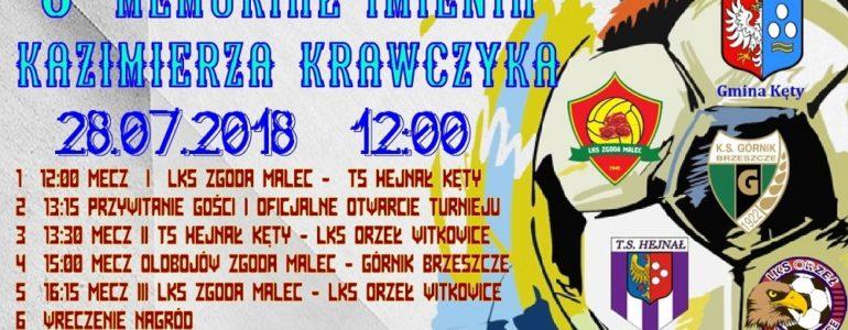 6. Memoriał im. Kazimierza Krawczyka