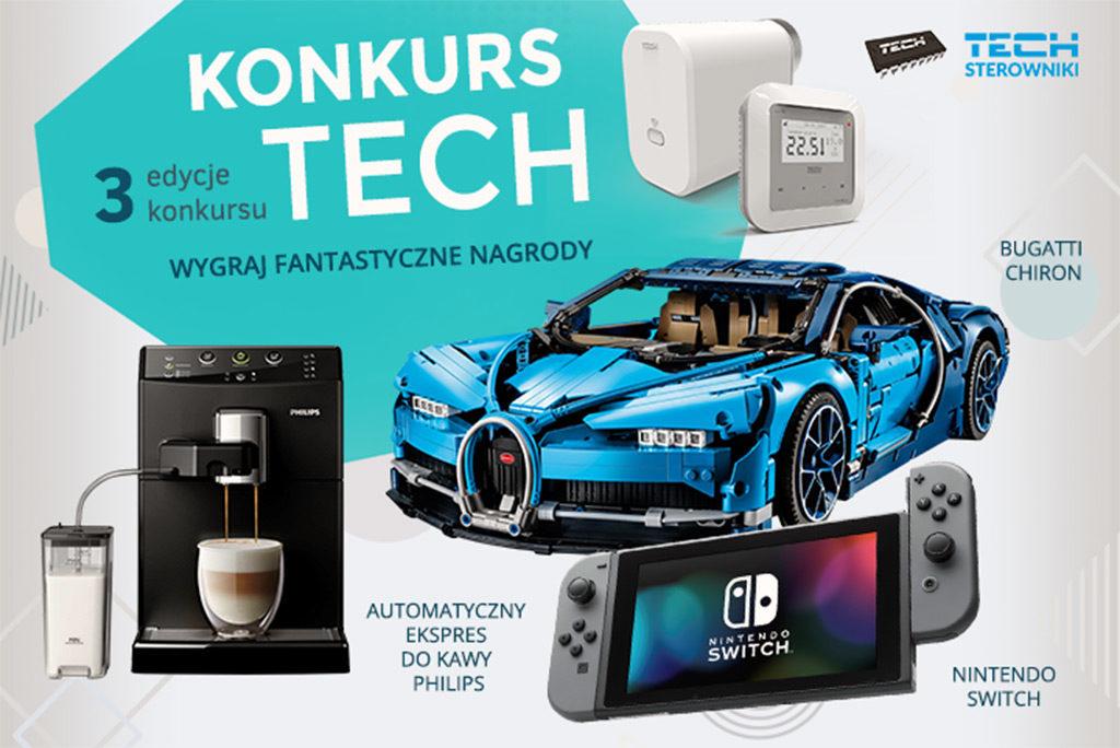 Marzysz o klockach LEGO Technic Bugatti Chiron albo konsoli Nintendo Switch? A może chciałbyś otrzymać w prezencie automatyczny ekspres do kawy?