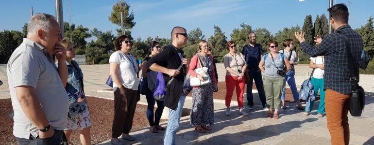 Seminarium w Yad Vashem