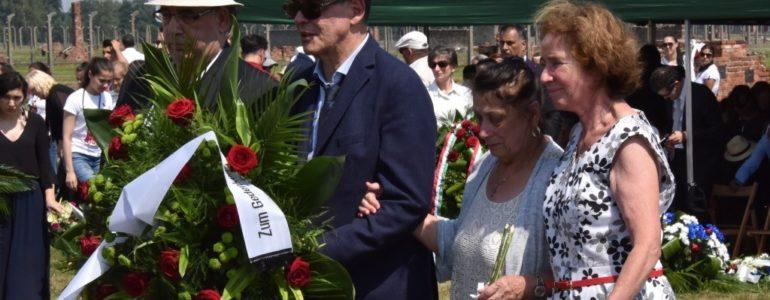 Dzień Pamięci o Zagładzie Sinti i Romów – FOTO