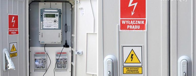 40 tysięcy złotych na instalację elektryczną – FOTO