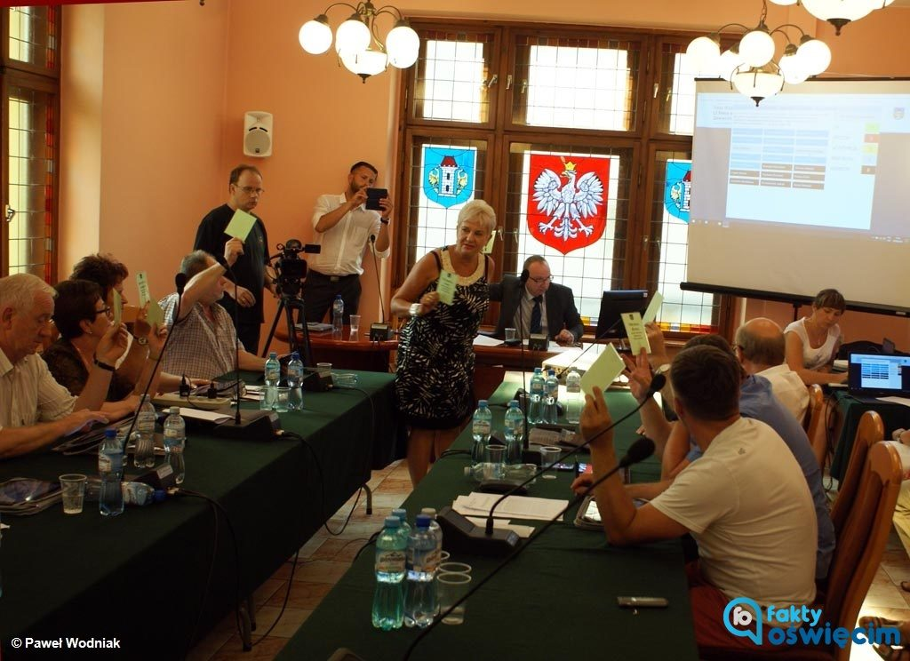 13 radnych Rady Miasta Oświęcim jednogłośnie przyjęło jedyną procedowaną tego dnia uchwałę, dotyczącą Ignacego Fika, jako patrona jednej z ulic.