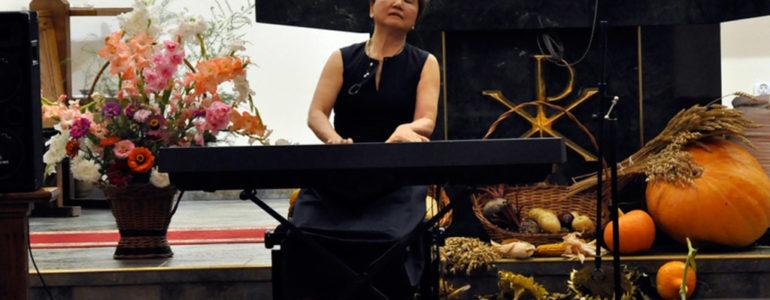 Aija Kim, koreańska pianistka na ziemi oświęcimskiej