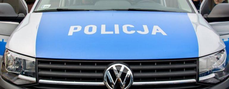75-latek prowadził samochód po pijanemu