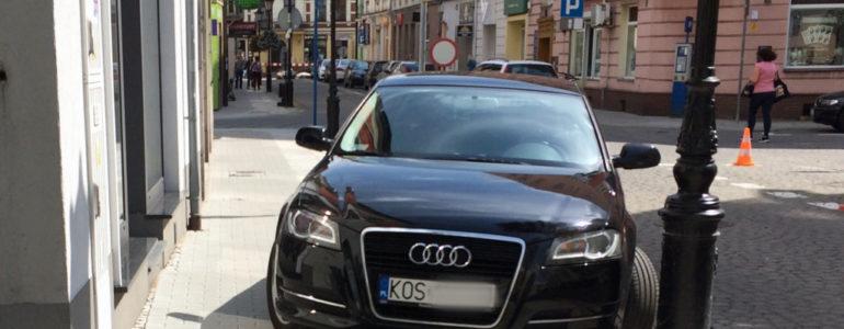 Audi na Małym Rynku bezkarne?