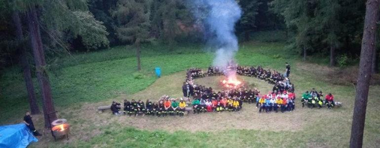 Drużyny pożarnicze przejęły gminę Kęty – FOTO