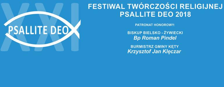 21. Festiwal Twórczości Religijnej PSALLITE DEO z eFO