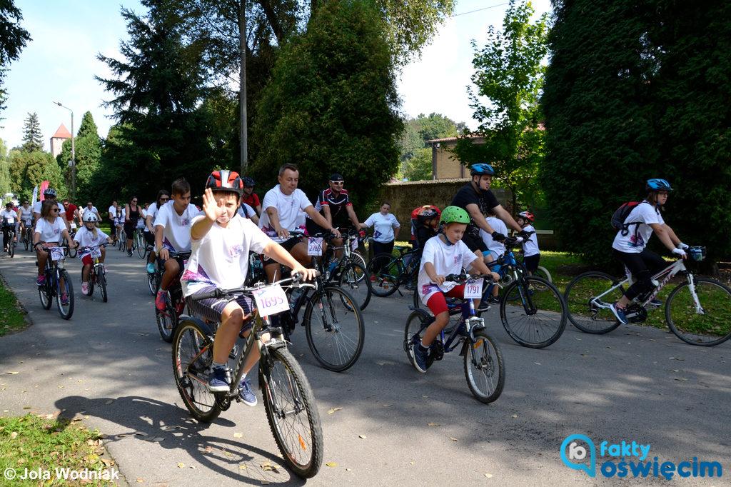 Bulwary w Oświęcimiu były miejscem wielkiego finału Małopolska Tour. To pogodne święto rowerzystów przyciągnęło mnóstwo miłośników jazdy na dwóch kółkach.
