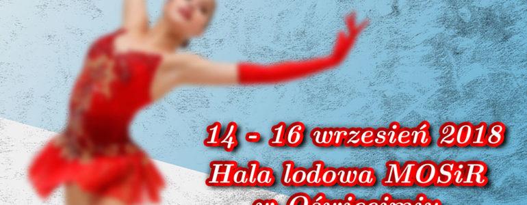 Święto łyżwiarstwa figurowego w Oświęcimiu