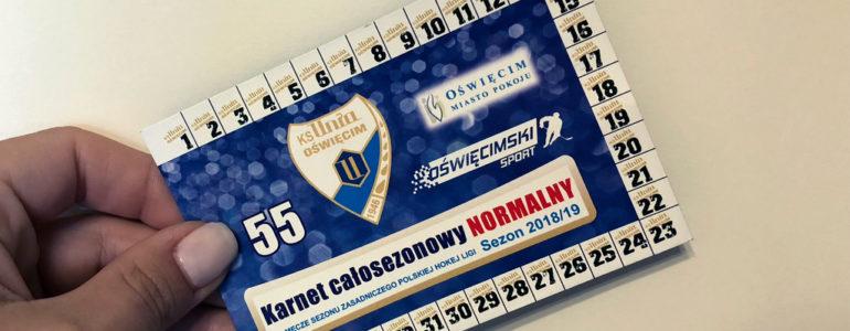 eFO rozdaje karnet na hokejowy sezon 2018/2019